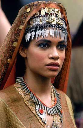 Roxana, la mujer de Alejandro Magno