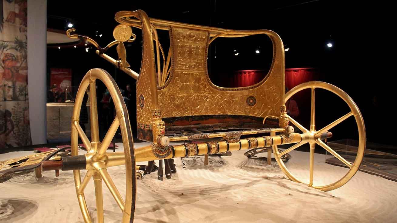 Carro de Tutankamón
