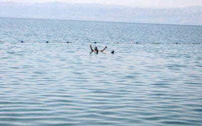 Cómo ir de Ammán al Mar Muerto… y a flotar!