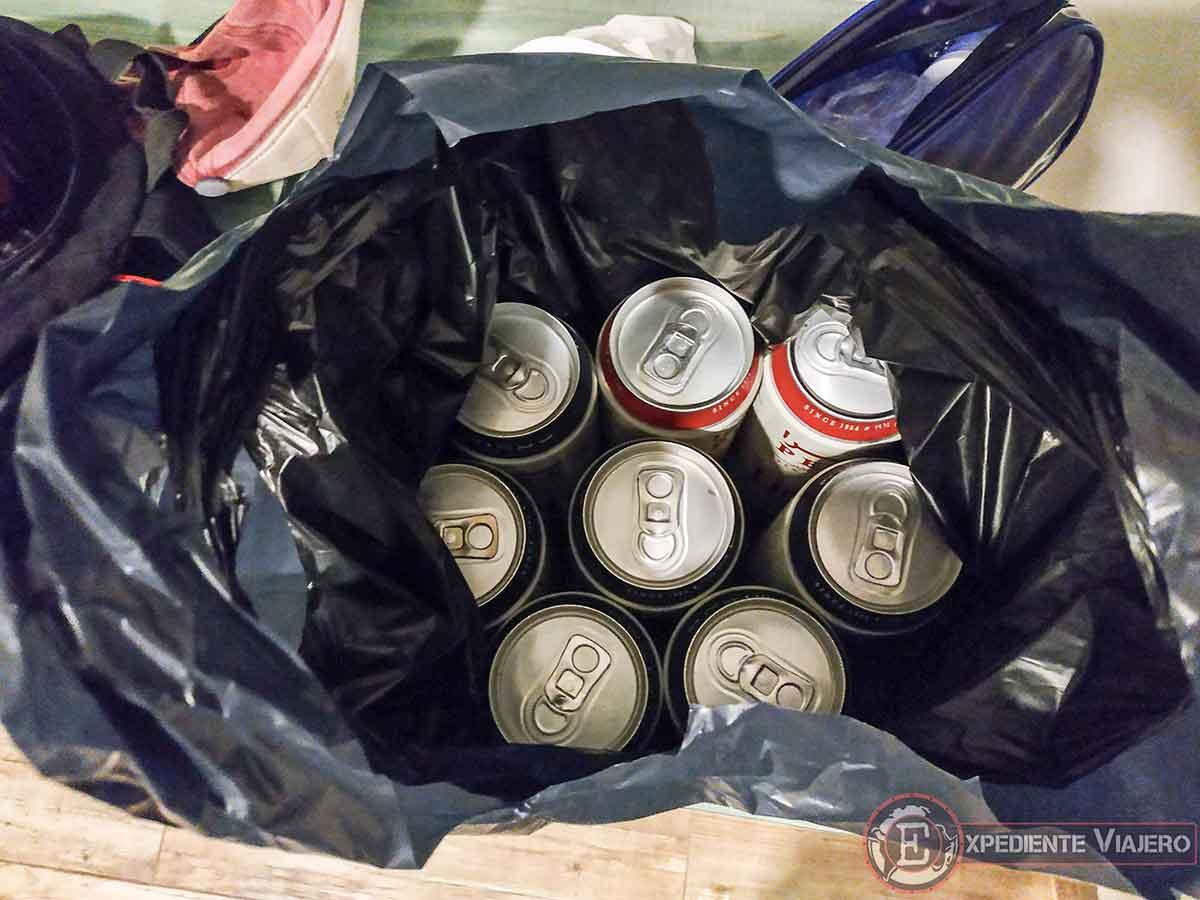 Comprar alcohol en Ammán (Jordania)