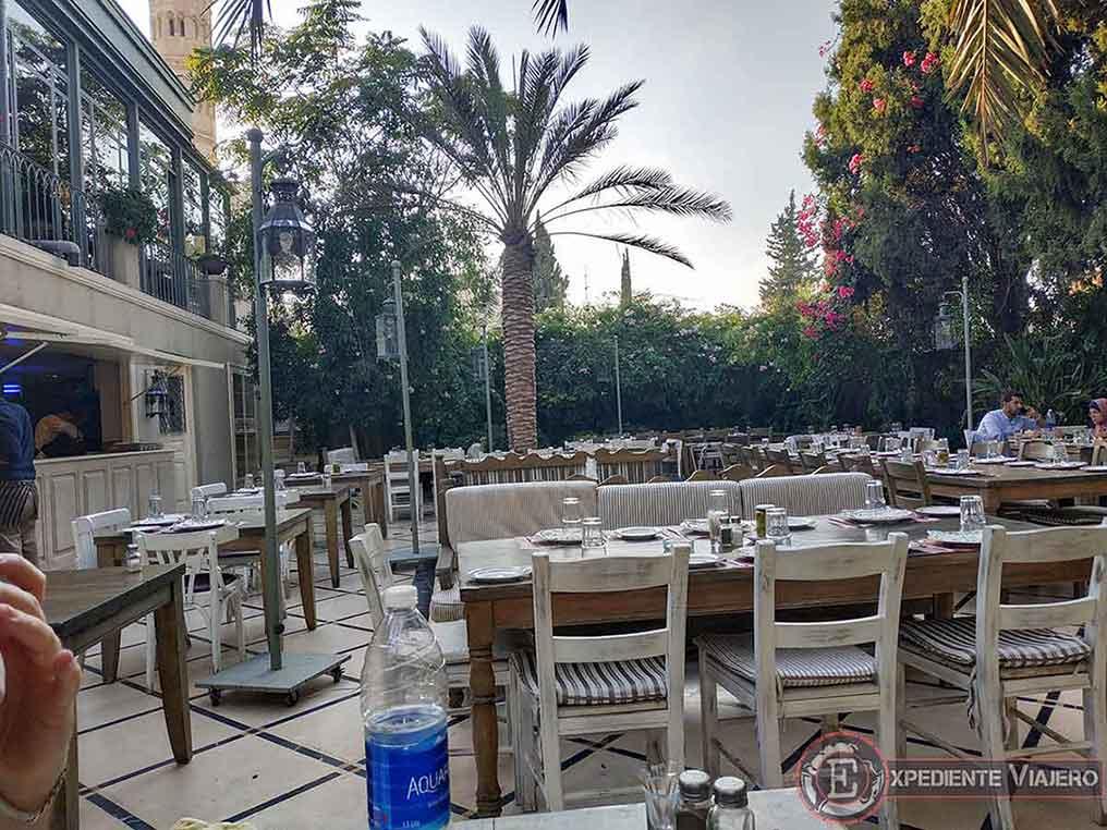 Dónde comer en Ammán