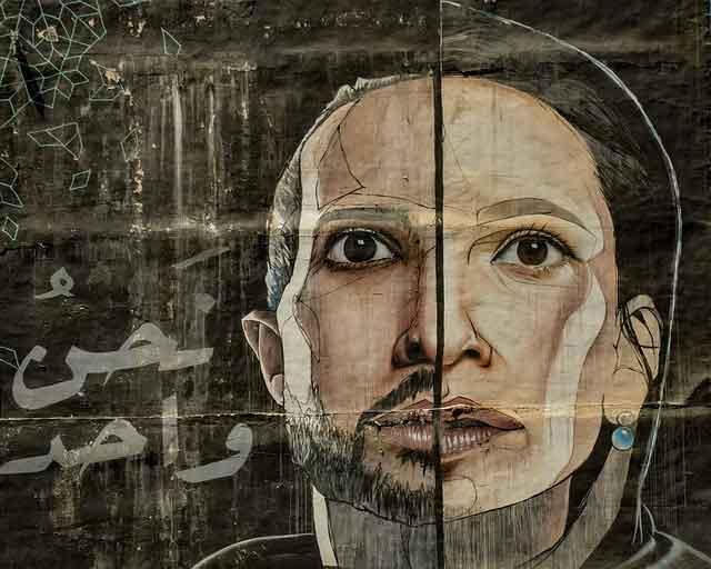 Grafitis de Ammán