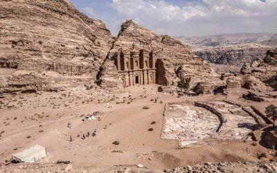 Guía de Petra en 2 días: Subida al Monasterio de Petra