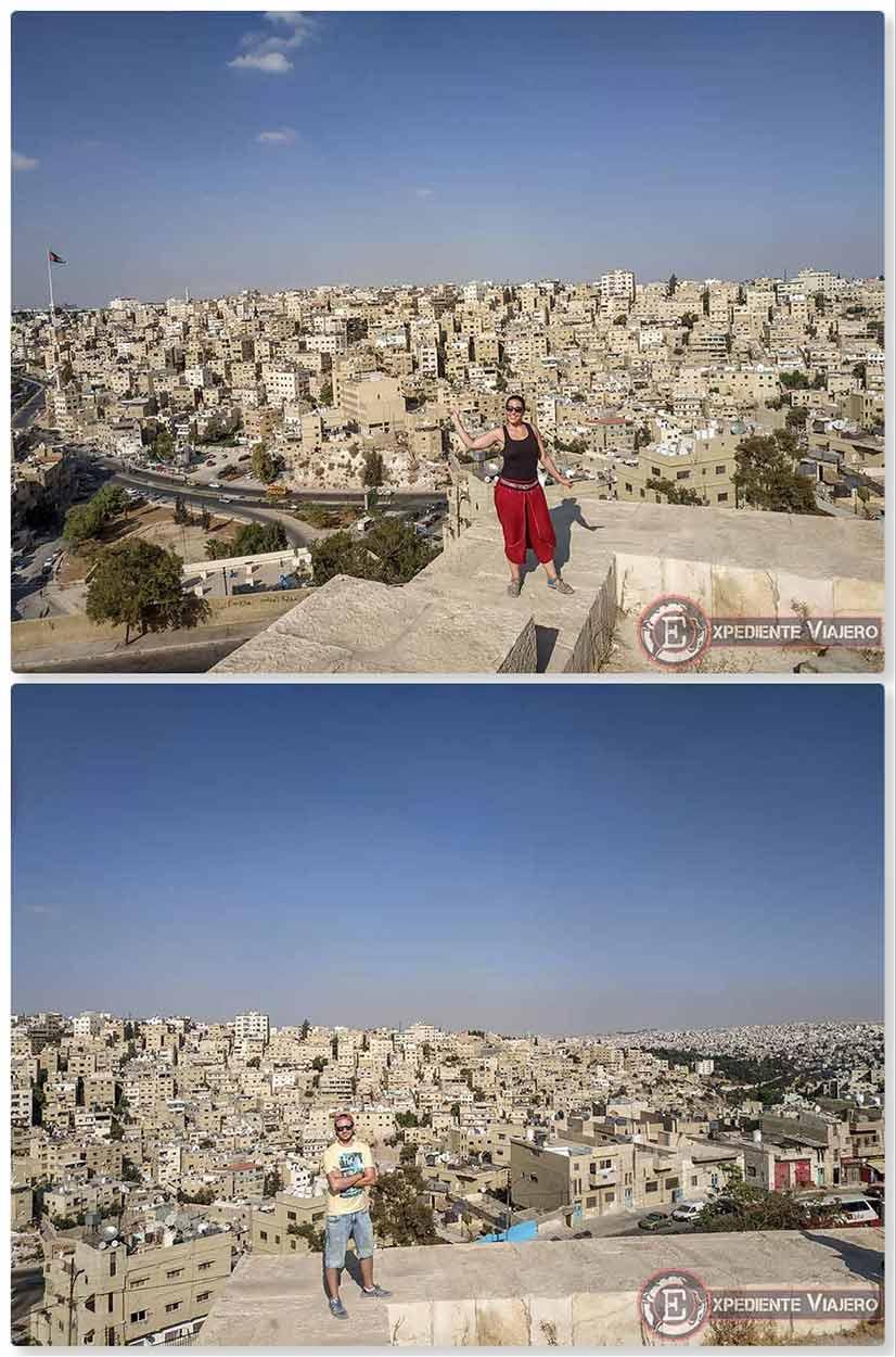 Las mejores vistas de Ammán