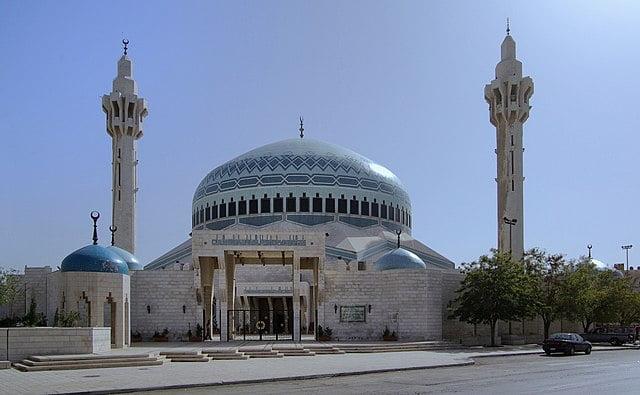 Mezquita del Rey Abdalá I en Ammán