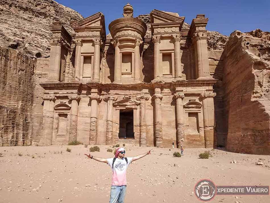 Monasterio (Ad Deir) de Petra