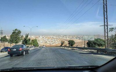 Ruta en coche de alquiler por Jordania
