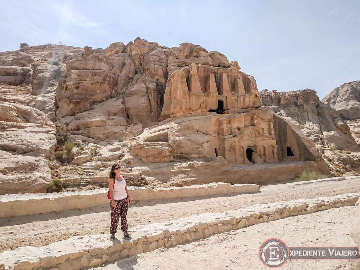 Tumba del Obelisco en Petra