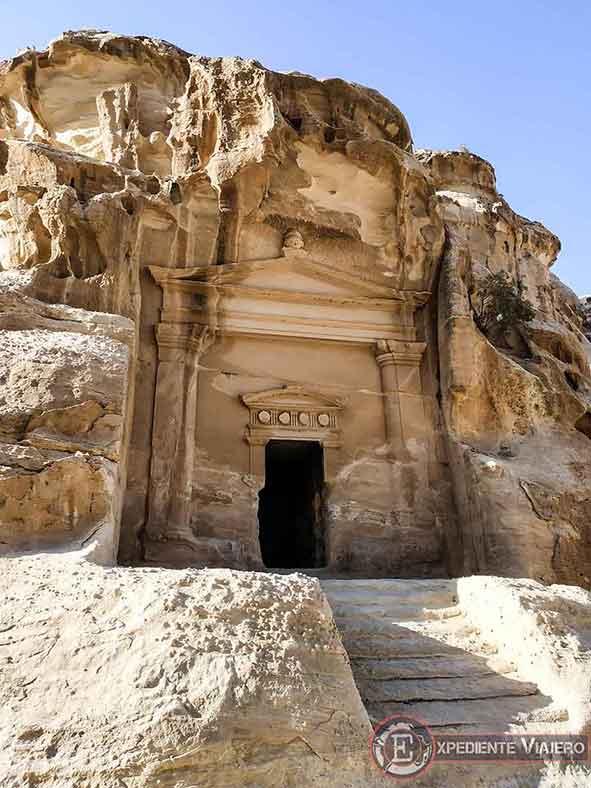 Primera vivienda de Little Petra