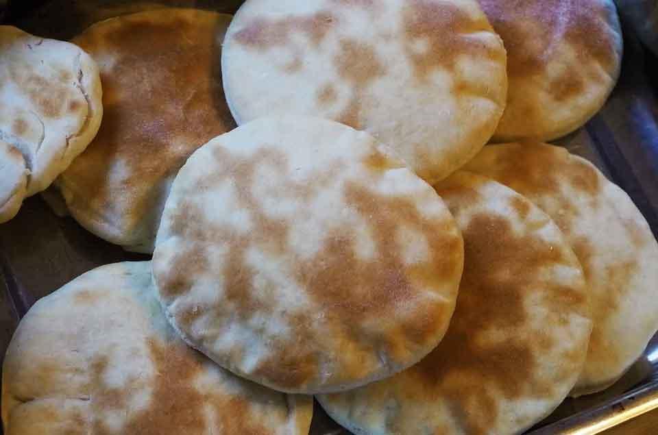 Ais Baladi: Comida típica de Egipto