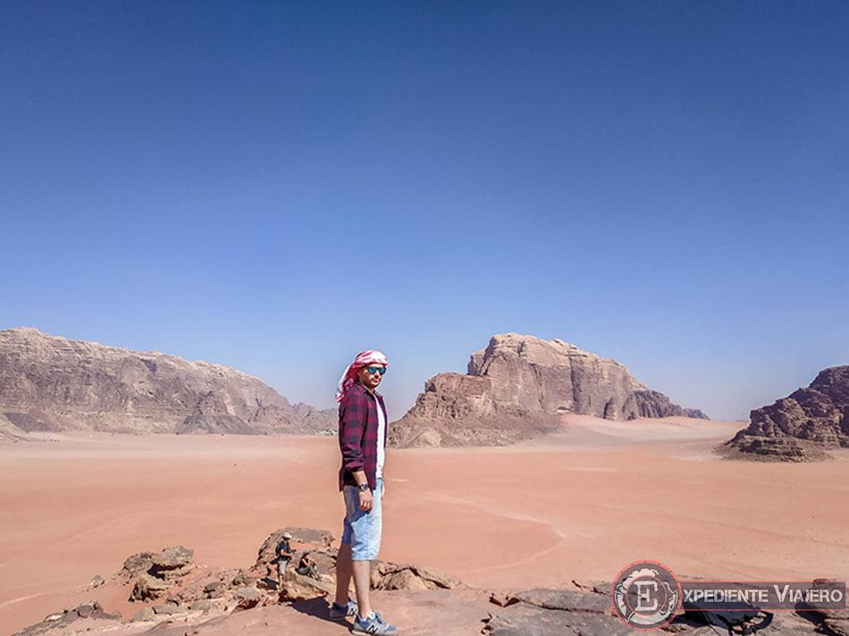 Qué hacer en el desierto de Wadi Rum: Al Ramal Red Sand Dune