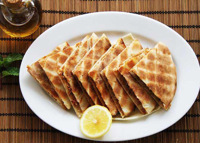 Qué comer en Jordania: Arayes