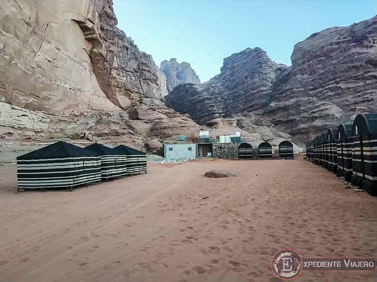 Beduin Lifestyle Camp en Wadi Rum