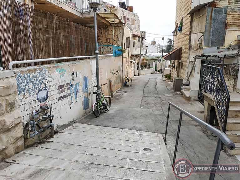 Llegada a Jerusalén y sus calles