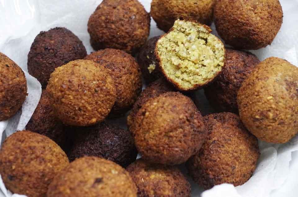 Falafel: Comidas típicas de Egipto