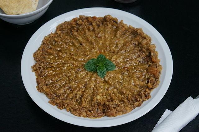 Qué comer en Jordania: Ful medames