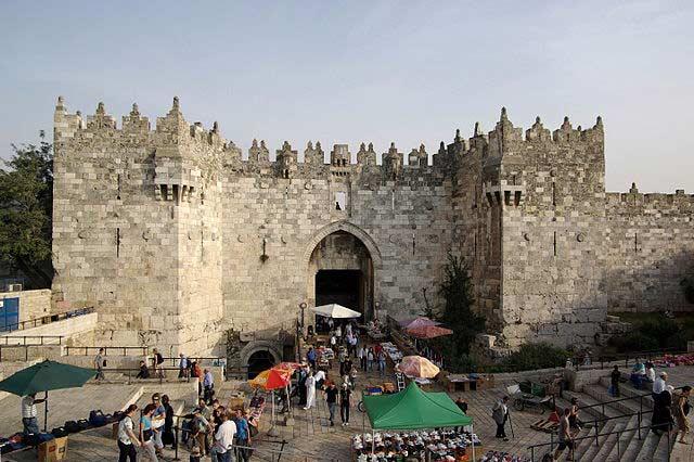 Alojarse en Jerusalén Este en Jerusalén