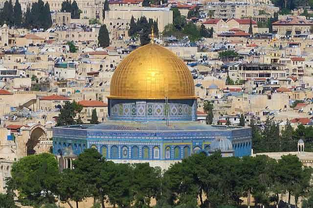 Alojarse en la Ciudad Vieja de Jerusalén