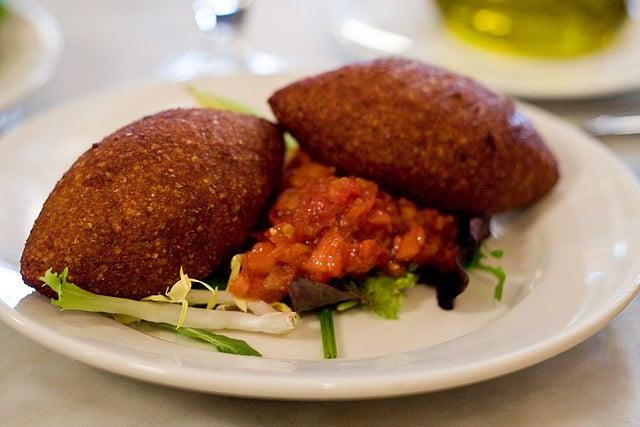 Qué comer en Jordania: Kubbeh