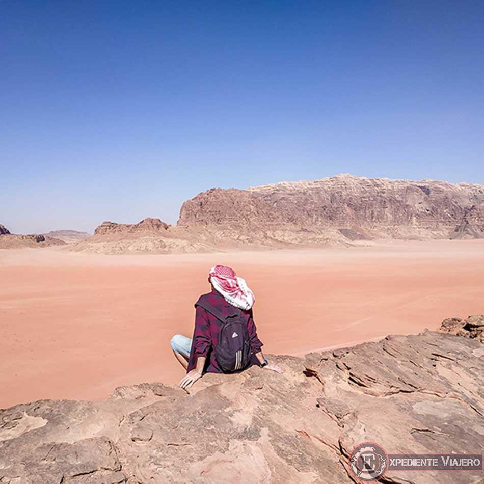 Mirador del Wadi Rum