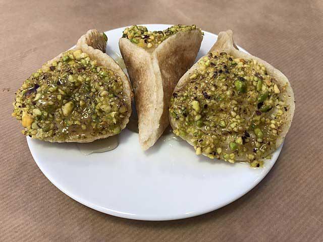 Qatayef: Comidas típicas de Egipto