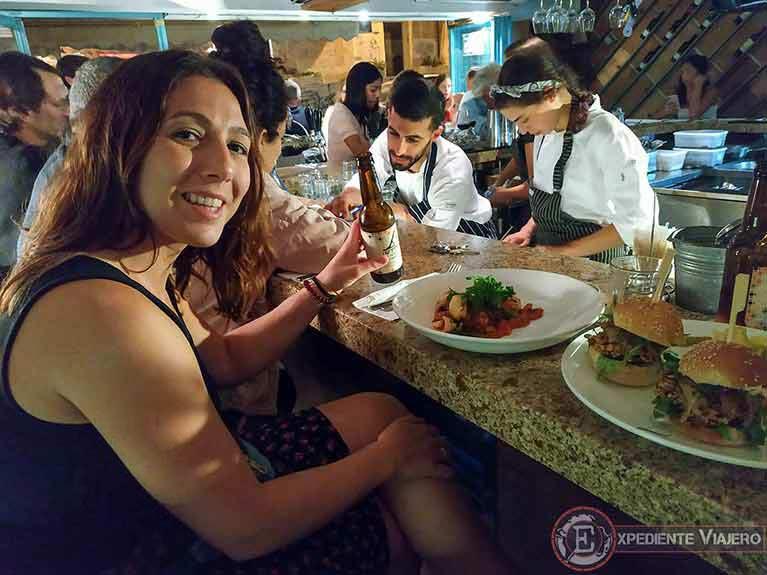 Dónde cenar en Jerusalén: El restaurante Yudale