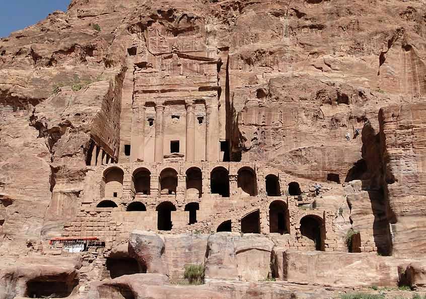 Tumba de la Urna de Petra