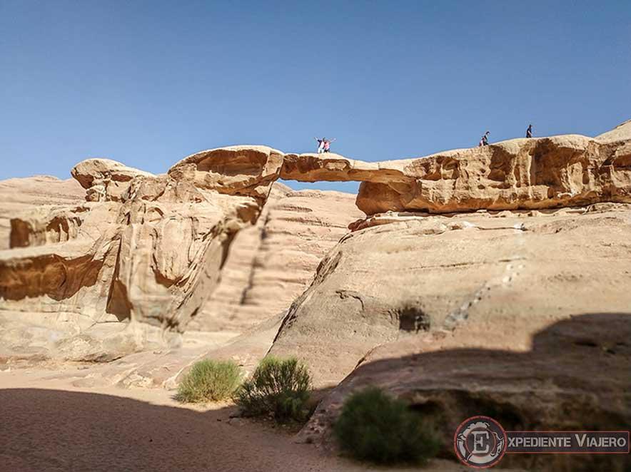 Qué hacer en el desierto de Wadi Rum: