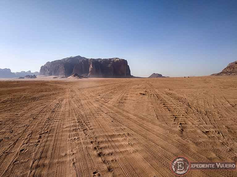 Ir a Aqaba desde Wadi Rum