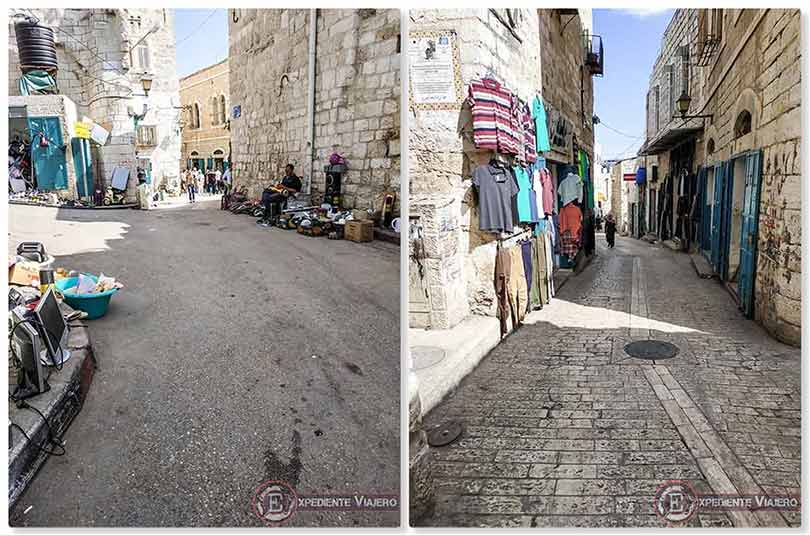 Qué ver en Belén(Palestina): Bazar