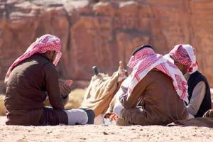 Beduinos: Los habitantes de Wadi Rum