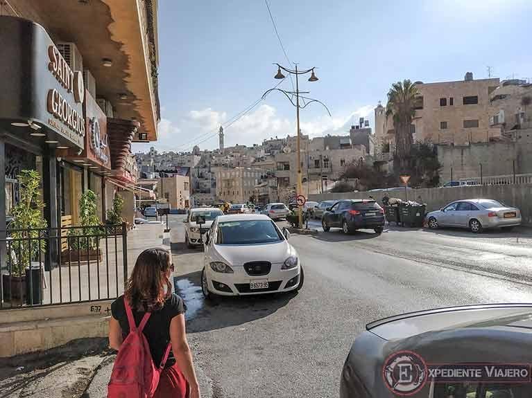 Qué ver en Belén (Palestina): Perderse por sus calles