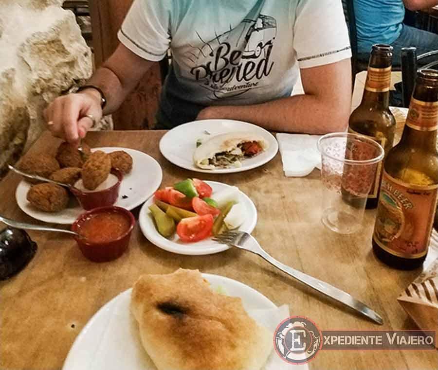 Qué visitar en Belén (Palestina): Comida