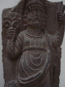 Dushara, el dios de la montaña de los nabateos