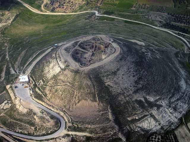 Herodión cerca de Belén