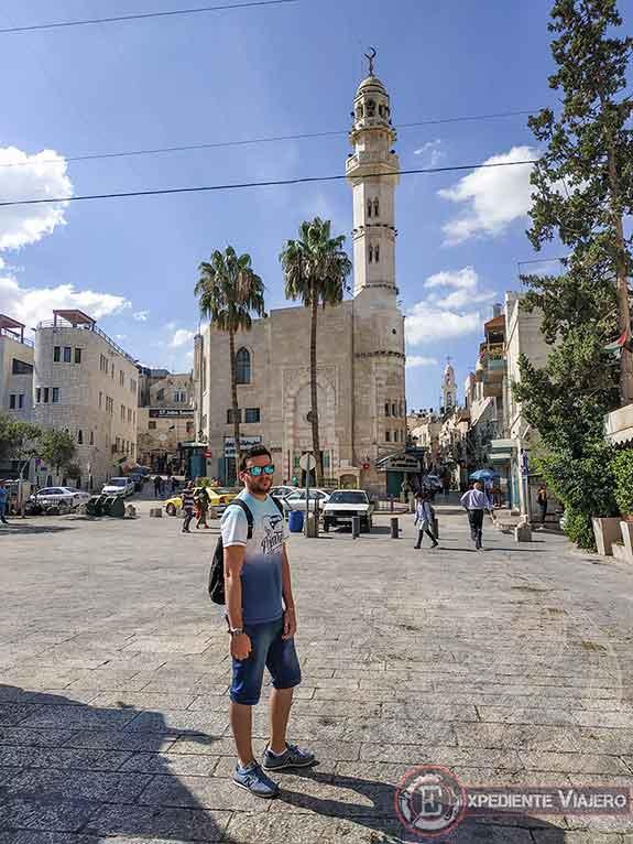 Qué ver en Belén (Palestina): La Mezquita de Omar