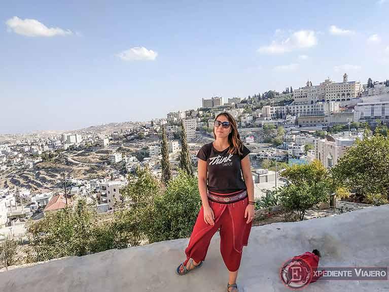 Qué ver en Belén (Palestina): Mirador