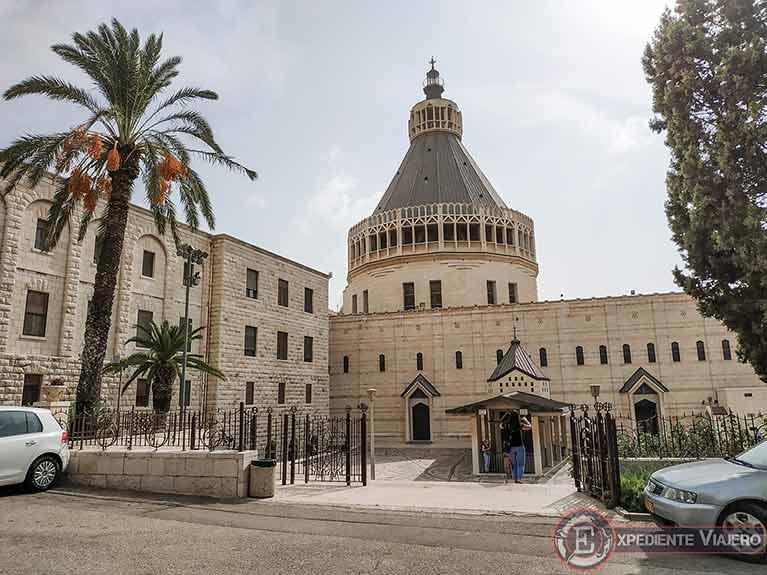 Cómo visitar Nazaret y el Mar de Galilea: Basílica de la Anunciación