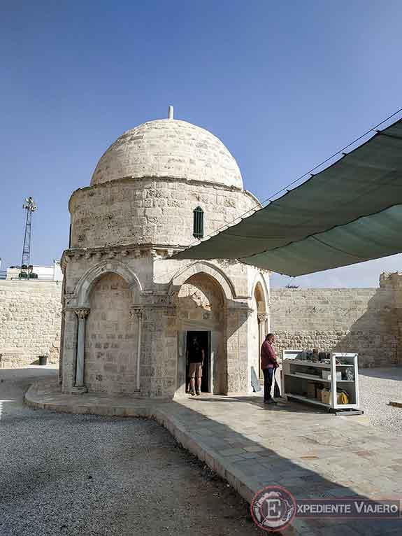 Qué ver en Jerusalén: Capilla de la Ascensión
