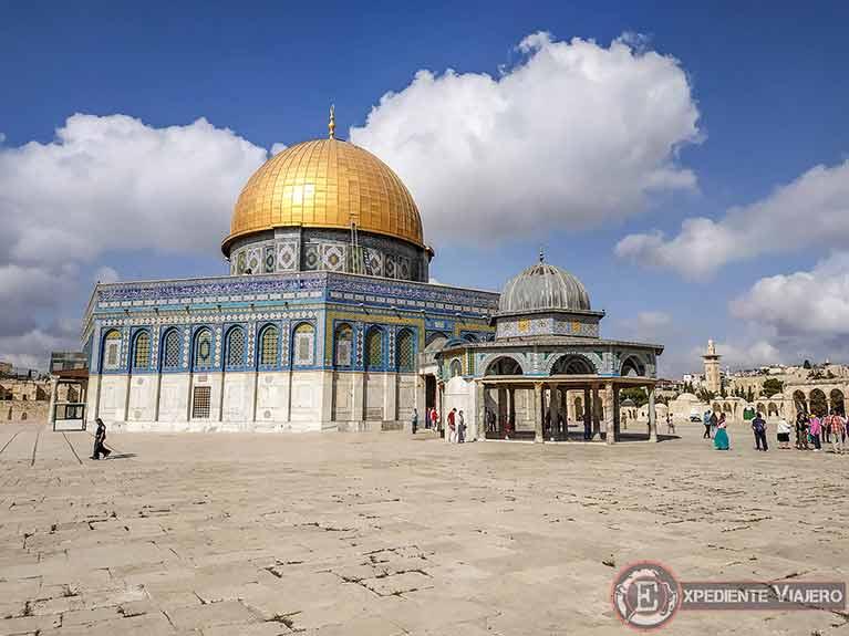 Cúpula de la Roca, una de las mejores cosas que ver en Jerusalén