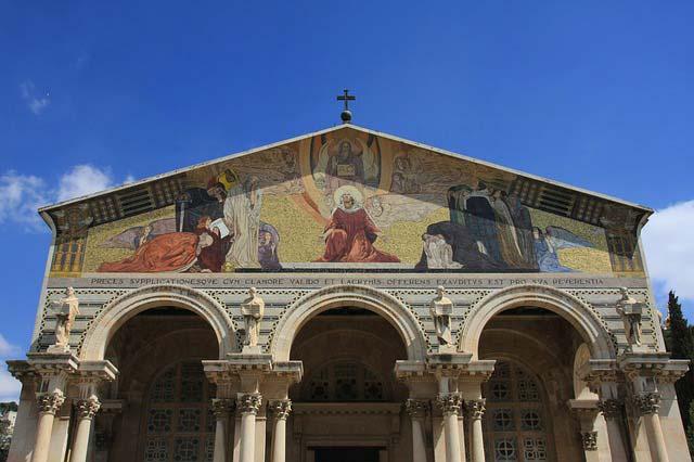 Qué ver en Jerusalén: Jardines de Getsemaní e Iglesia de Todas las Naciones