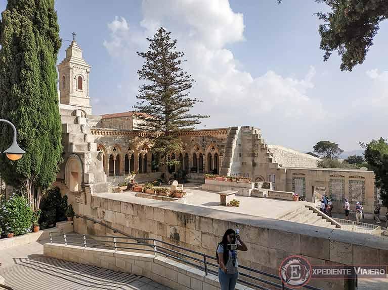 Qué ver en Jerusalén: Iglesia del Pater Noster