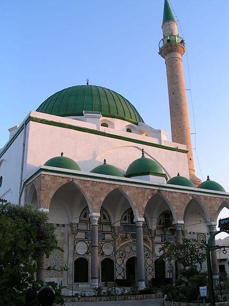 Mezquita Al-Jazzar en Acre