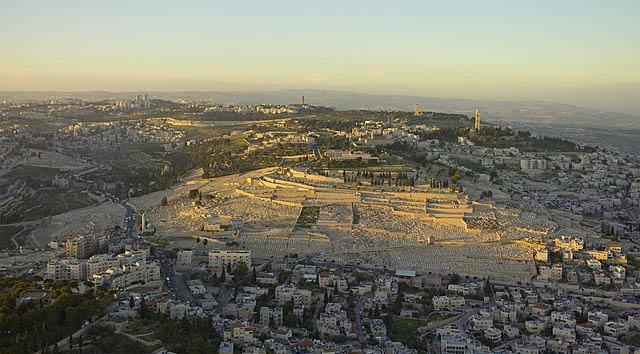 Qué ver en Jerusalén: El Monte de los Olivos