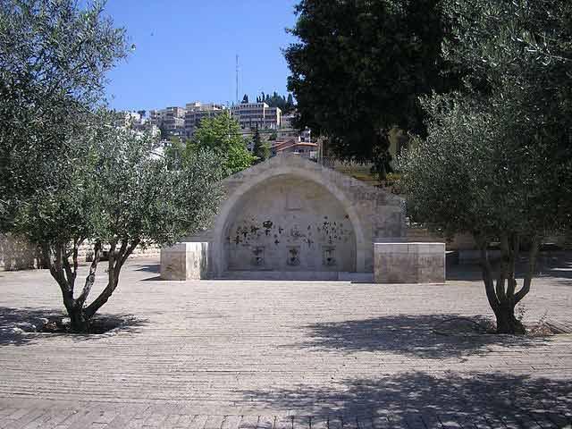 Cómo visitar Nazaret y el Mar de Galilea: Pozo de María
