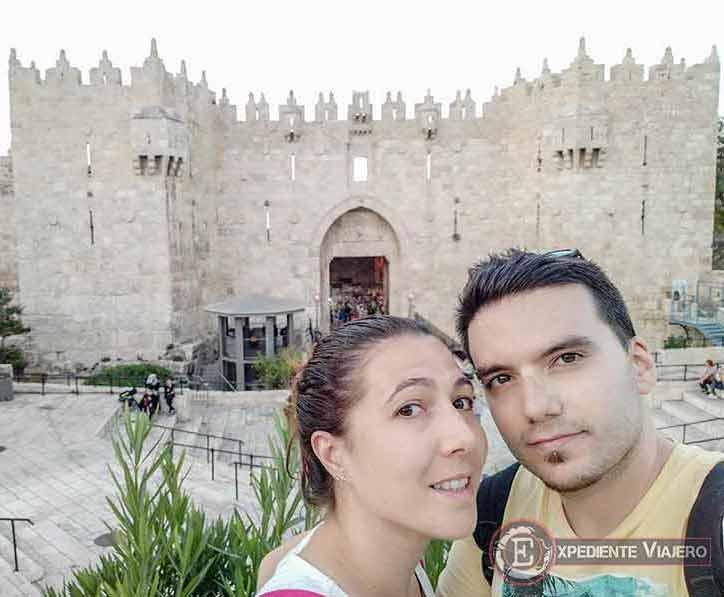 Qué ver en Jerusalén: La Puerta de Damasco