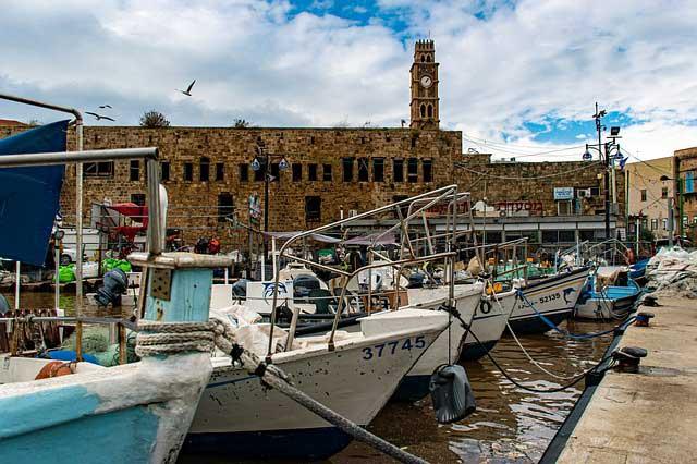 Puerto de Acre (Marina)