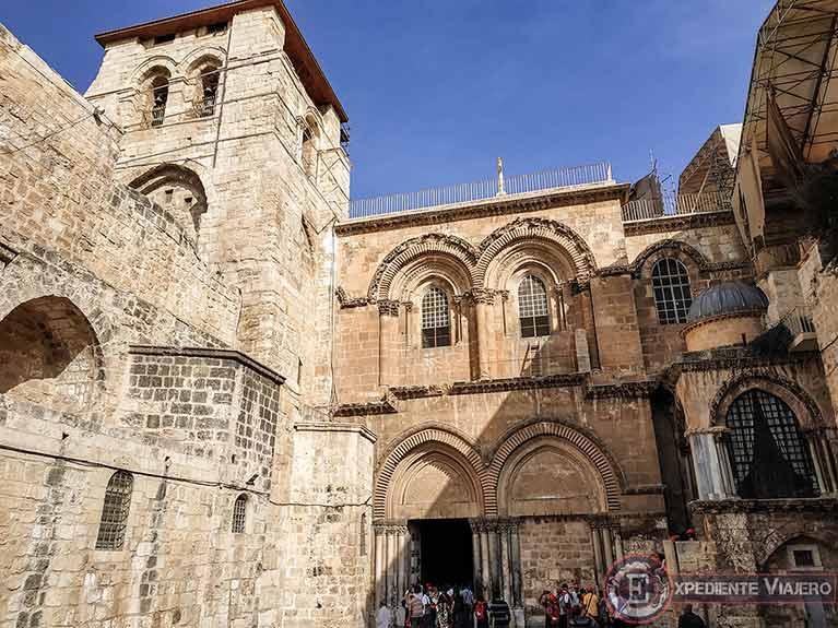 Qué ver en Jerusalén: El Santo Sepulcro