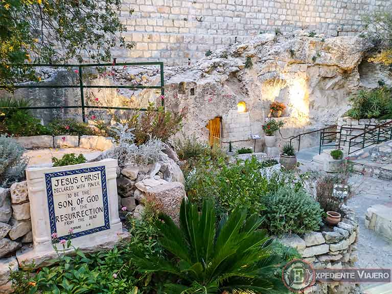 Qué ver en Jerusalén: La Tumba del Jardín