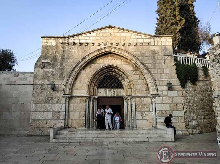 Qué ver en Jerusalén: Tumba de María